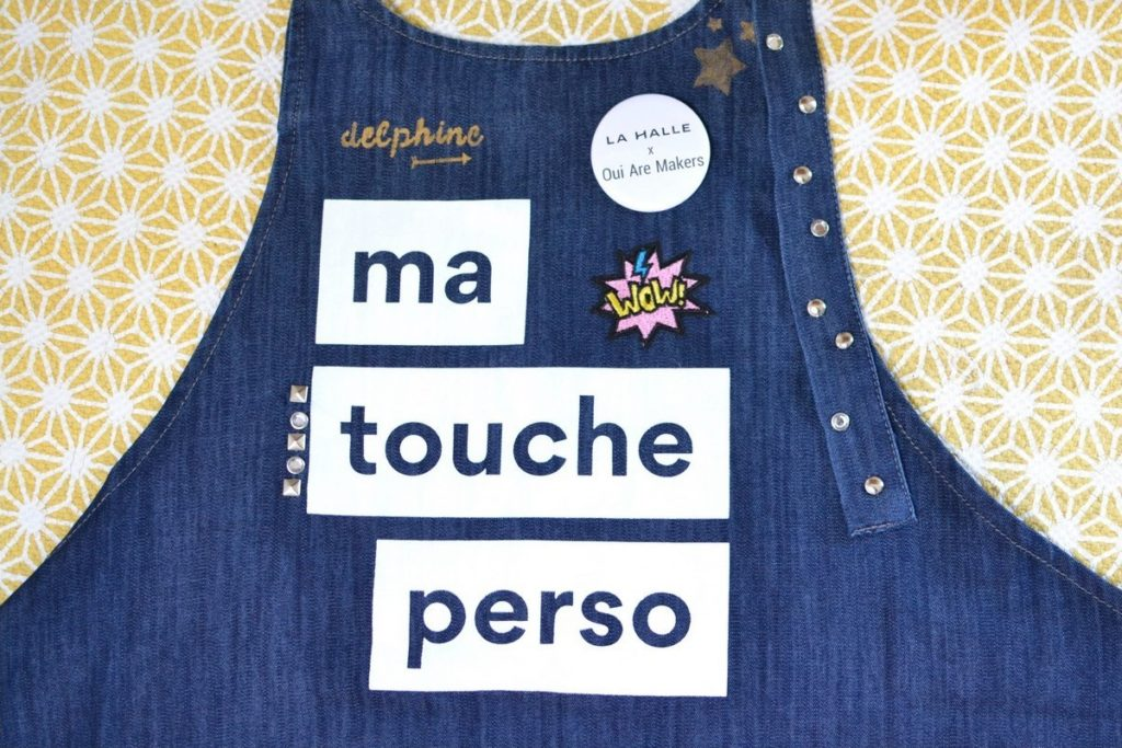 customisation textile ma touche perso