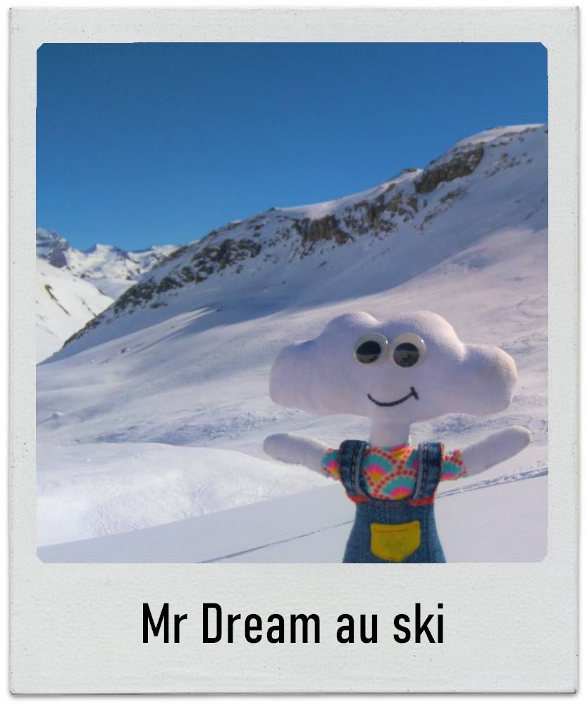 Mr Dream au ski
