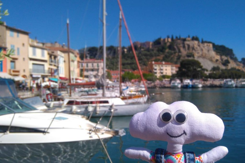 Mr Dream port de Cassis