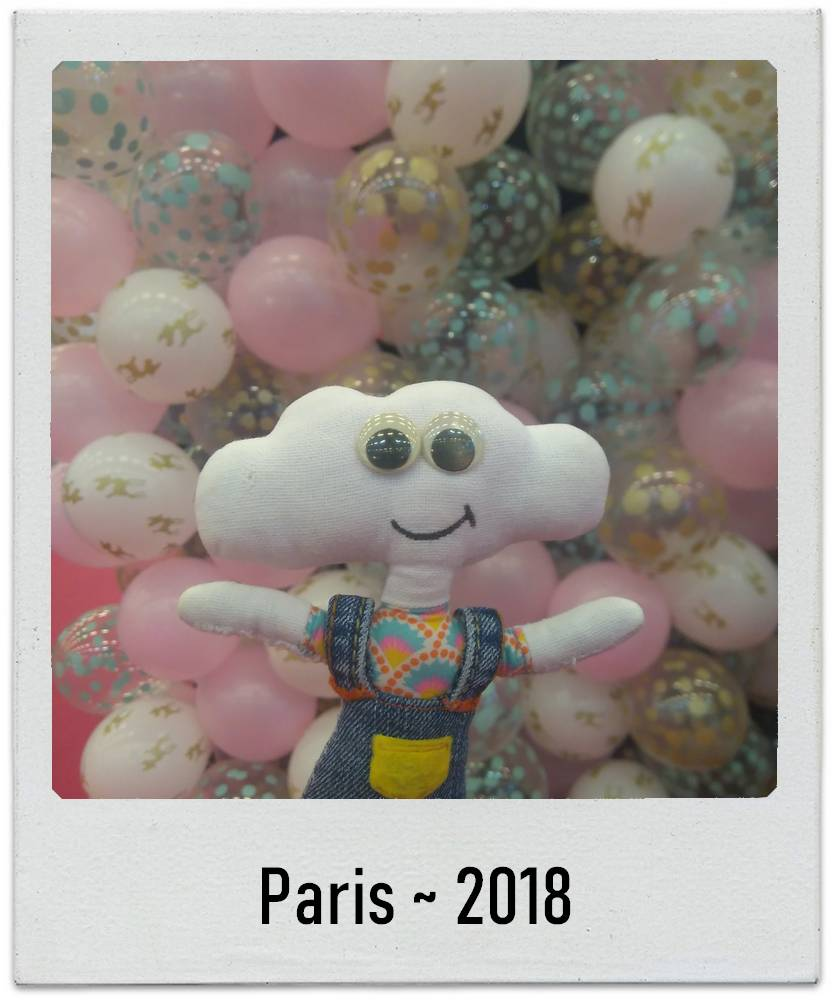 Mr Dream à Paris en 2018