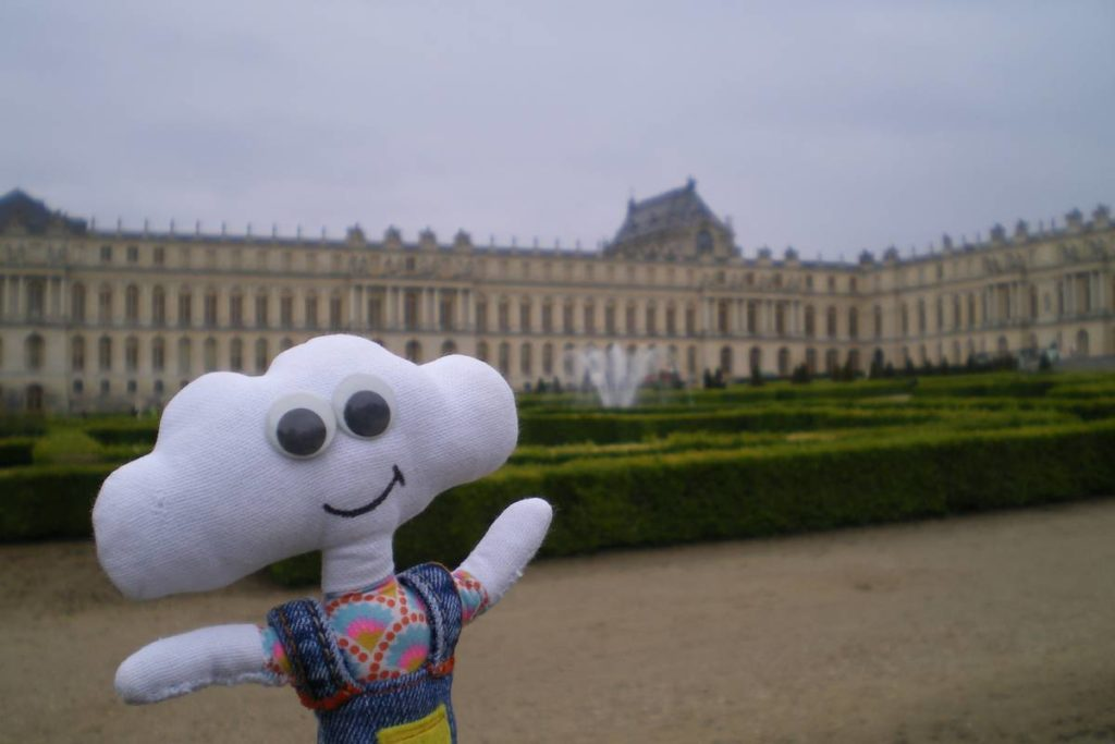 Mr Dream à Versailles