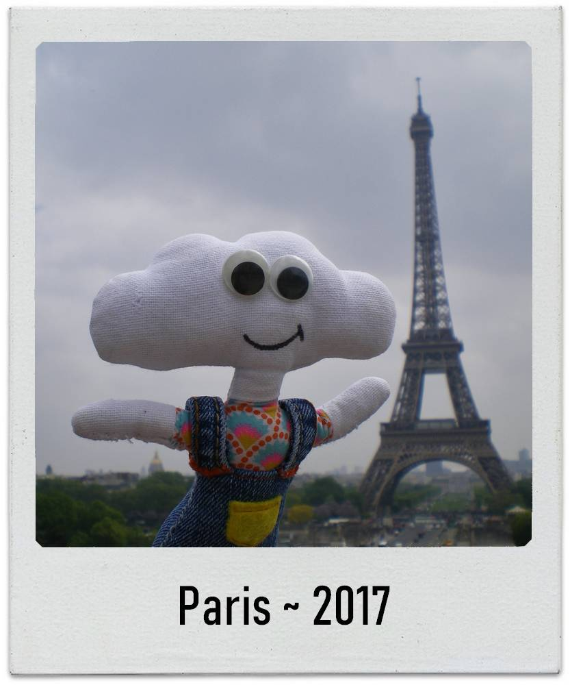 Mr Dream à Paris en 2017