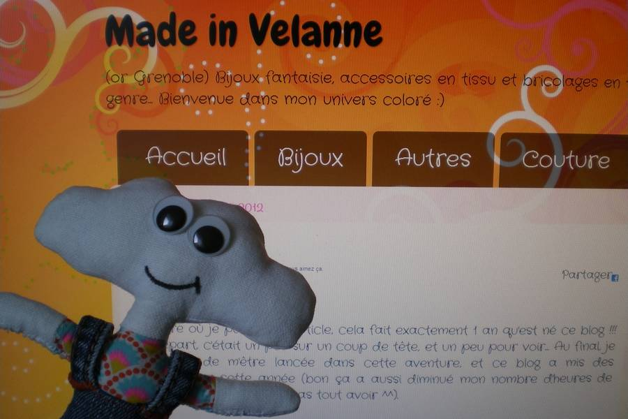 ancien blog made in Velanne