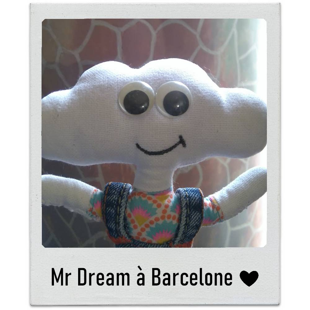 Mr Dream à Barcelone