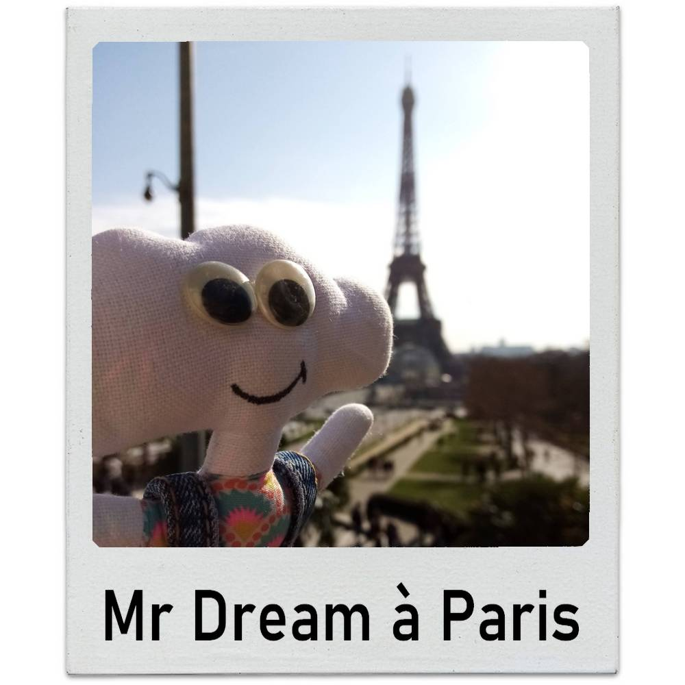 Mr Dream à Paris
