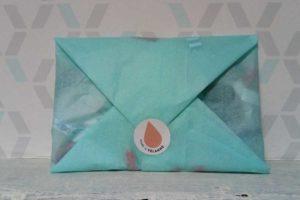 emballage papier de soie doudou étiquettes nuage made in Velanne