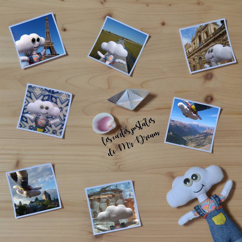les cartes postales de Mr Dream