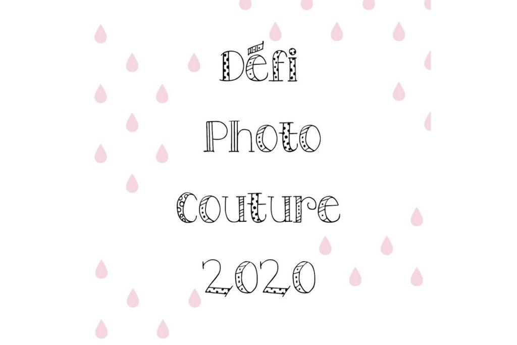 défi photo couture 2020