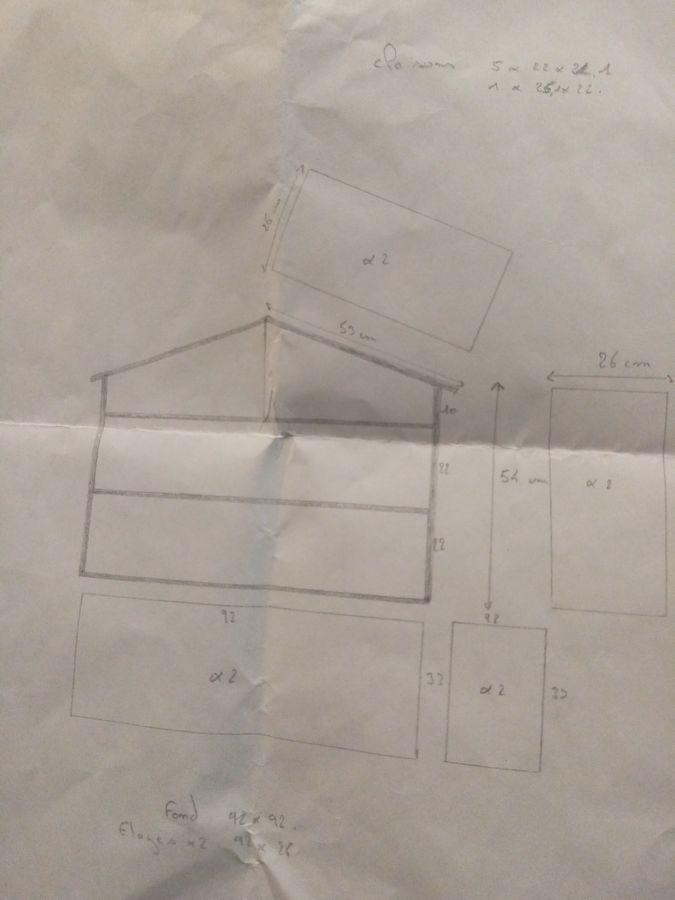 plan maison playmobil DIY