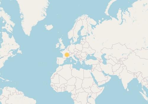 carte du monde made in Velanne